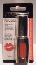 Laque à Lèvres Color Riche Extraordinaire 204 Tangerine Sonate L'Oréal