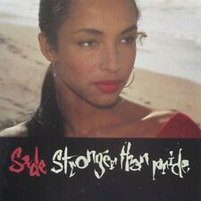 SADE - STRONGER THAN PRIDE  - CD