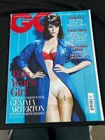 GEMMA ARTERTON - GQ MAGAZINE UK - APRIL 2010