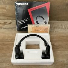 Toshiba RP-2020 Radio AM FM Stereo Headphone Receiver Tested In Box