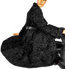 M Breitschwanz Persianer broadtail persian lamb fur coat Pelzmantel Pelz Vintage