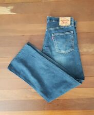 Levis 529 Mens Denim Jeans - Size 31/34 (check lengths in desc) FREE SHIPPING