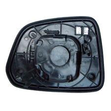 Chevrolet Captiva aile miroir de verre avec base-, Argent, ASPH, RHS, 2006 To 2011