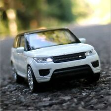 Range Rover Sport Model Cars Toys 1:36 Collection&Gifts Alloy Diecast White New