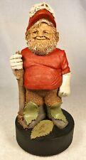 Gump-R 2001~Tom Clark Gnome~Cairn Studio Item #5479~Edition #41~Hockey Goalie
