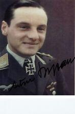 Luftwaffe Stuka Pilot 758 Missions, Sicily, Africa, Artur Pipan Knights Cross