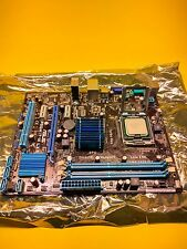 ASUS  Motherboard P5G41T-M LX  with intel quad core process