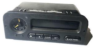 Saab 900 SID Information Display Control Unit Panel 4617338 OEM