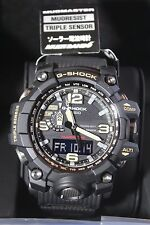 CASIO G-SHOCK MUDMASTER GWG-1000-1AJF Tough Solar Triple Multiband 6 Japan NEW
