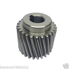 "Mild Steel Motor Pinion Gear for Crypto Peerless C28 Potato Peerler 5/8"" Shaft."