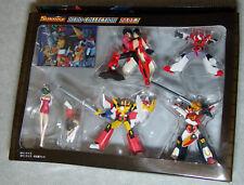 NEW Sunrise Hero Collection Part1 Figure YUJIN Dagwon GaoGaiGar Ganbaruger Robot
