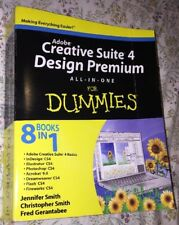 Adobe Creative Suite 4 Design Premium All-in-One For Dummies, Gerantabee, Fred,