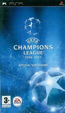 UEFA Champions League 2006-2007 Sony  Sony PSP 3+ Football Game