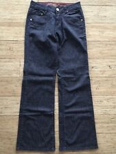 NEW MARLOW Trousers Flap pockets Jeans Size 26