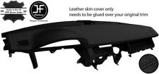 BLACK STITCH TOP DASHBOARD LEATHER COVER FOR LAND ROVER DISCOVERY 3 LR3 04-09