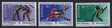 SPAIN 1990 MNH SC.B166/B168 Olympic Games Barcelona