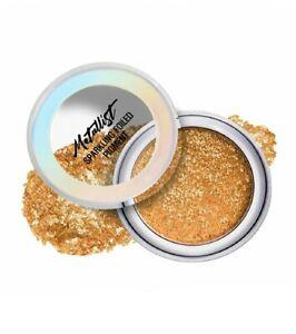 Touch In Sol Metallist Sparkling Foiled Pigment #4 Sun Aurora NIB 1.3g/.04oz