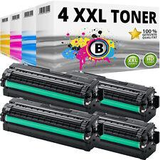 4 XL TONER für SAMSUNG CLP680DW CLP680ND CLX6260FD CLX6260FR CLX6260FW CLX6260ND
