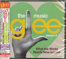 GLEE CAST-GLEE:THE MUSIC. WHAT THE WORLD NEEDS NOW-JAPAN CD BONUS TRACK E78