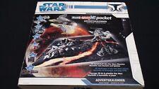 Star Wars Revell easykit pocket Advent Calendar from 2008!