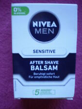 NIVEA Men Sensitiv After Shave Balsam 100 ml 0% Alkohol / Neu 100 ml = 6,99 Euro