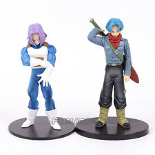 DRAGON BALL - SET 2 FIGURAS TRUNKS / DBS / TRUNKS 2 FIGURES SET 17cm