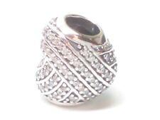 New Authentic Pandora Love Lines Heart 791885CZ Charm Bead