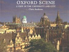 Oxford Scene: A View of the University and City by David Huelin