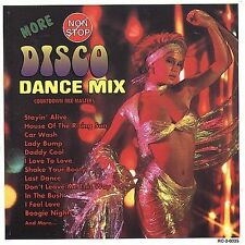 More Non-Stop Disco Dance Mix by Countdown Mix Masters (CD, Dec-1996, Madacy)