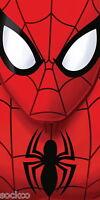 Official Disney Ultimate Spiderman Cotton Beach Bath Towel Gift Amazing Marvel