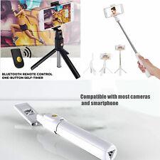 Bluetooth Wireless Remote Extendable Selfie Stick Tripod Mount Stand