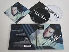 ROBBIE WILLIAMS/RUDEBOX(SPECIAL EDITION)(EMI 00946 3770632 9)CD+DVD ALBUM DIGPAK