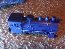 American Flyer 21158 Blue 0-6-0 Docksider Steam Engine.