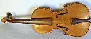 Old Violin 3/4 Spruce Top Brazilian Rosewood