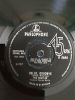 THE BEATLES ORIGINAL 1967 UK HELLO GOODBYE /I AM THE WALRUS RARE UK ORIGINAL.