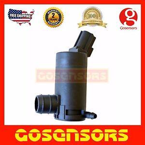 Windshield Washer Pump fits Mazda B2300 B2500 B3000 B4000 Tribute