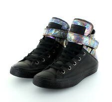 Converse CT AS Limited Edition Hi Brea Oil Slick Black Leather Gr. 37,5 / 38,5
