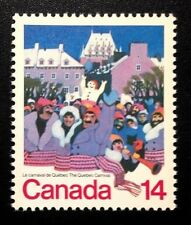 Canada #780 MNH, Quebec Winter Carnival Stamp 1979