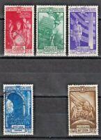 ITALIA REGNO 1935 Pro opera di previdenza M.V.S.N. - 4ª emissione + P.A. usata