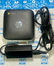 HP Chromebox J5N52UT#ABA i7-4600U 2.10GHz 8GB 16GB SSD Chrome OS w/ AC Adapter