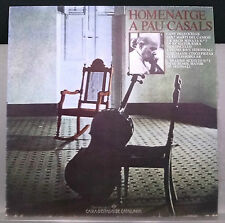 HOMENATGE A PAU CASALS - LP