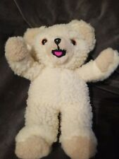1985 Lever Brothers Snuggle Plush Bear Russ Berrie 10 ""