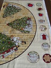 Quilting Treasures Christmas Traditions J Wecker quilt sew fabric 1649 21596 E