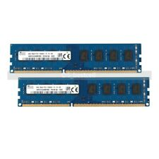 Hynix 16GB 2x 8GB DDR3 1333 MHz PC3-10600 240pin Desktop Memory Upgrade Non-ECC