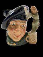 Royal Doulton Character Jug Mug Tam O' Shanter 1972 D6636