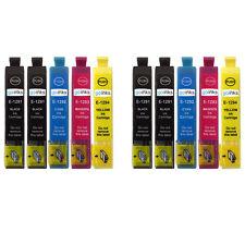 10 Ink Cartridges for Epson Stylus SX420W SX435W SX445W SX535WD