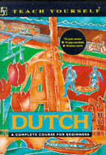 TEACH YOURSELF DUTCH - Complete Course for Beginners - Book & Cassette Pack