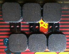 Zodiac Disc Brake Pad Set-Tamaño (mm): H50.9 W33.4 D7.0 bc15928