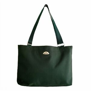 Samsonite Travel Tote Overnight Weekender Travel Bag Green Purse Womens
