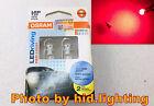 Osram LED Bulb T10 LEDriving W5W 168 RED Brake Parking light 2880R 12V 1W lamp